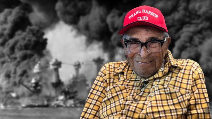 Pearl Harbor's Oldest Veteran Just Passed At 106 – Fair Seas, Sailor… | World War Wings Videos