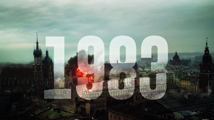 New Netflix Show Explores A World In Which Berlin Wall Never Fell | World War Wings Videos