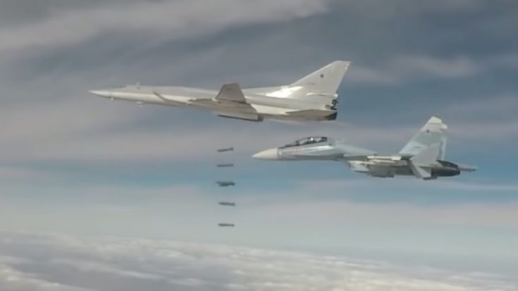 Russian Tu-22M3 Backfire – Dropping Bombs And Getting An Upgrade | World War Wings Videos