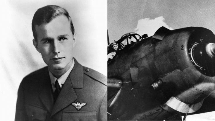 5 Remarkable Facts About George H.W. Bush | World War Wings Videos