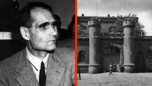 Why Was Rudolf Hess The Only Prisoner In A Jail Designed For 600?