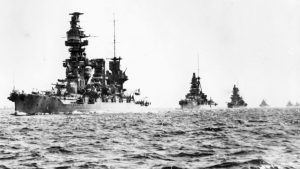 Was It Actually Possible For The Imperial Japanese Navy To Win WWII?