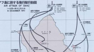 Declassified Maps Finally Reveal Imperial Japan's Pearl Harbor Attack Plans