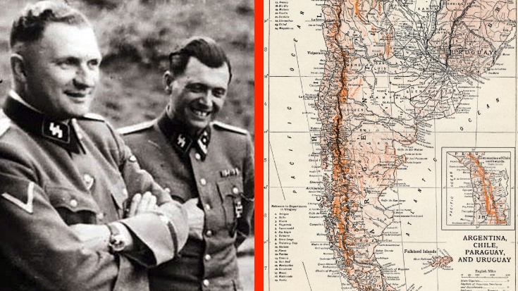 How Did So Many German War Criminals To Escape To South America? | World War Wings Videos