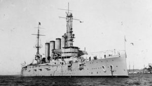 Researchers Just Confirmed What Really Sank The USS San Diego 100 Years Ago