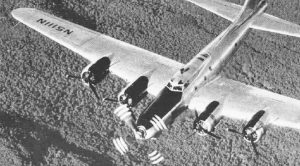 Uhmm…Who Ever Saw A 5 Engined B-17 Because We Just Found This Footage