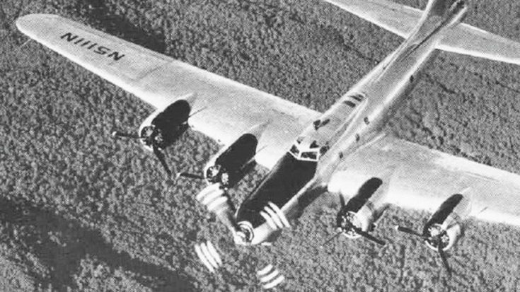 Uhmm…Who Ever Saw A 5 Engined B-17 Because We Just Found This Footage | World War Wings Videos