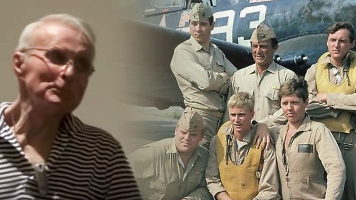 Robert Conrad Reveals The Real Reason Why 'Baa, Baa, Black Sheep' Was Canceled | World War Wings Videos