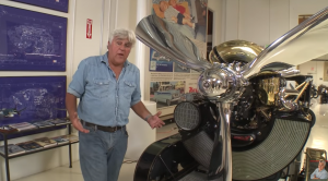 Jay Leno's Garage: He Starts Up Beautiful WWII Merlin Engine