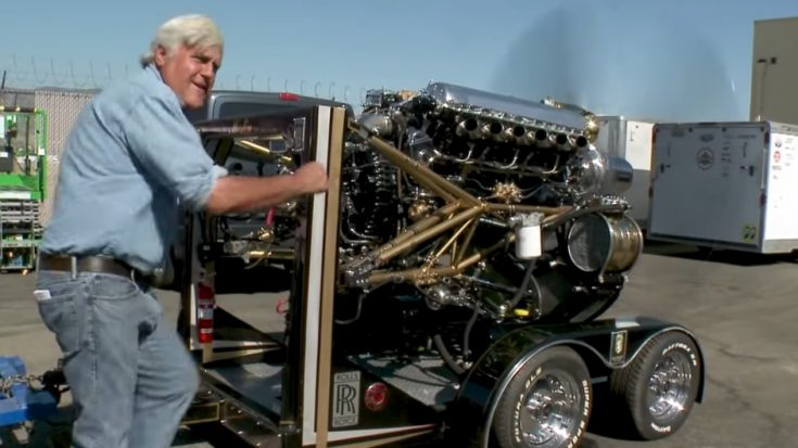 Jay Leno Starts Up Engine That Won WWII | World War Wings Videos
