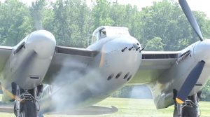 See This Mosquito Takeoff, Land, and Start-Up – Sounds Beastly