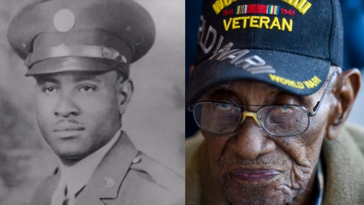 Oldest American WWII Vet Richard Overton Passes At 112 | World War Wings Videos