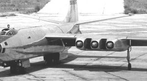 An Interesting Look At the XB-48, One Of The Last Bombers Of The 40s