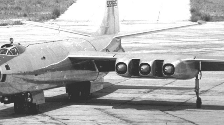 An Interesting Look At the XB-48, One Of The Last Bombers Of The 40s | World War Wings Videos
