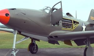 This Rare P-39 Airacobra Is Almost Ready To Fly – 1 Of Just 3 In The World