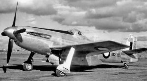 This Pregnant Looking P-51 Was A One-Off Try By Australia