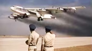 If You've Never Seen 5 B-52s Take Off 14 Seconds Apart, Well, Here You Go