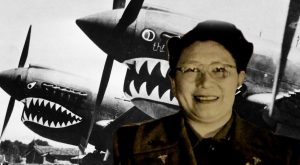 """She Was The Mother Of The Flying Tigers – The Extraordinary """"Mom"""" Chung"""