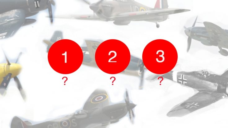 Which 3 Of These 7 Top WWII Fighter Planes Would You Put On Your Team? | World War Wings Videos