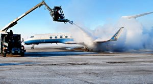 Polar Blast Freezes Thousands Of Flights Around U.S. And It's Not Because Of The Planes