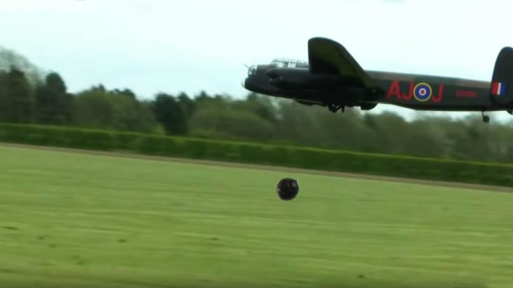 Watch This Massive Rc Lancaster Drop The Bouncing Bomb – Dam Busters Galore | World War Wings Videos