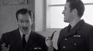 If RAF WWII Pilots Acted Like Modern Youth – Hilarious British Comedy