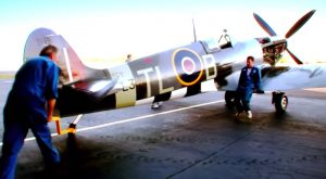 Rare WWII Spitfire Gets Packed For Shipping – There Are A Few Risks