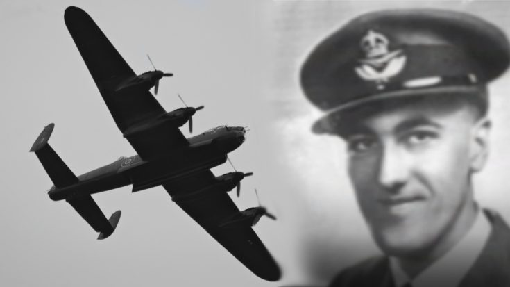 Over 200 Just Attended This WWII Pilot's Funeral | World War Wings Videos
