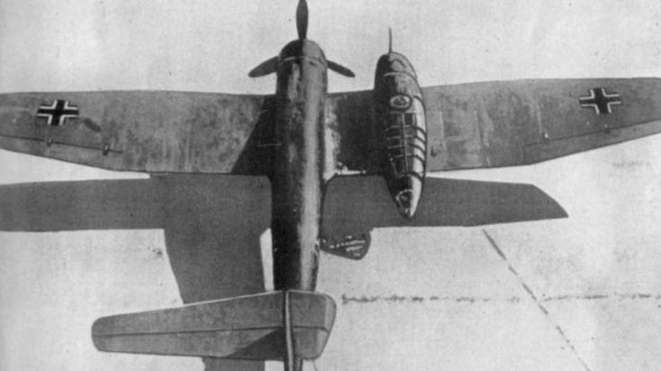 The Case For This Rare Asymmetrical Plane Was Surprisingly Strong | World War Wings Videos