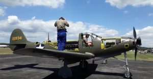 Restoration Update: Hear This P-39 Airacobra Run Its Engine For The First Time