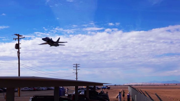 Finally A Blue Angel Flyby Video That Captures The Elusive 'Blue Note' | World War Wings Videos