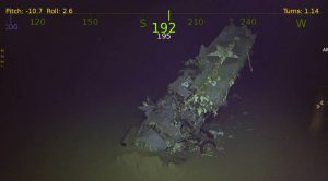Here Are The Newest Images Of USS Hornet Which Was Just Found