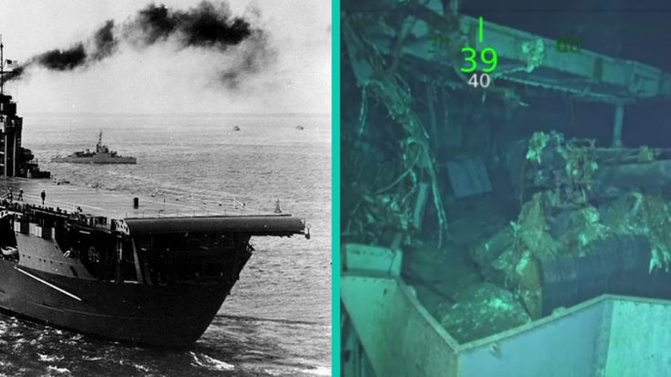 3 Things You Need To Know About The Recently Discovered USS Hornet | World War Wings Videos