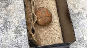 WWI Grenade In 'Unstable Condition' Was Just Accidentally Shipped As Potato