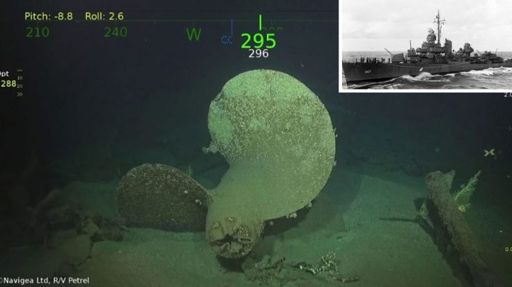 Breaking | First Pictures Of USS Strong Surface After It Sank A Year Into Service | World War Wings Videos