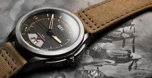 These Watches Are Made From A Recycled Spitfire