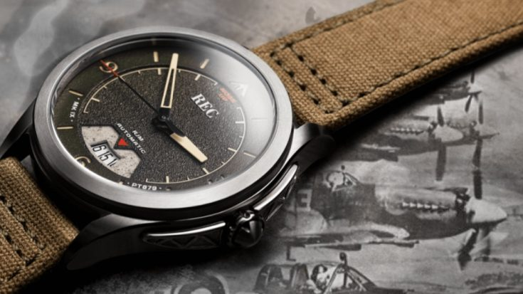 These Watches Are Made From A Recycled Spitfire | World War Wings Videos