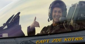 First Female Viper Demo Team Commander Zoe Kotnik Fired After Just Two Weeks