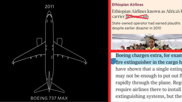 4 Things The Media Got Majorly Wrong About the Boeing Max 8 Crash | World War Wings Videos