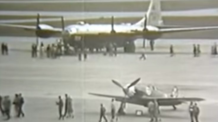 This Rare 1945 Airshow Footage Is Everything You Could Want And More | World War Wings Videos