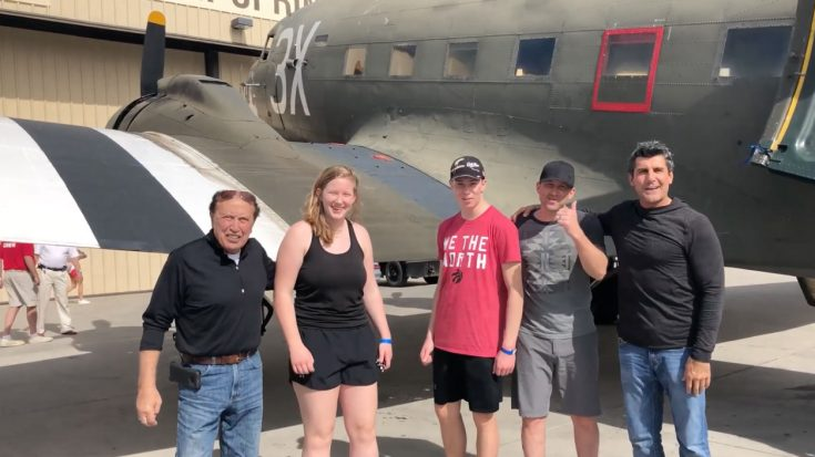 A Museum Is Finally Giving C-47 Flights At A Price We Can All Afford | World War Wings Videos