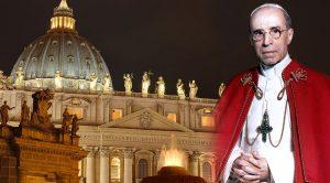 Vatican Just Declared It'll Open Secret World War II Files