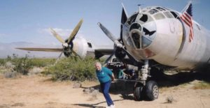 "B-29 Bomber ""Doc"" Has A New Home And Is Giving Rides"