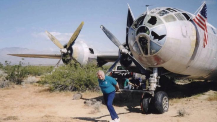 """B-29 Bomber """"Doc"""" Has A New Home And Is Giving Rides 