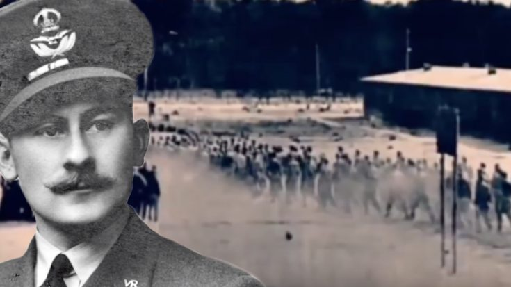 """""""Great Escape"""" Survivor Jack Lyon Just Passed Away at 101 – Here's His Story 