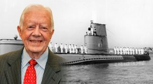 Jimmy Carter, WWII Victory Medal Recipient, Now Oldest Living Former President