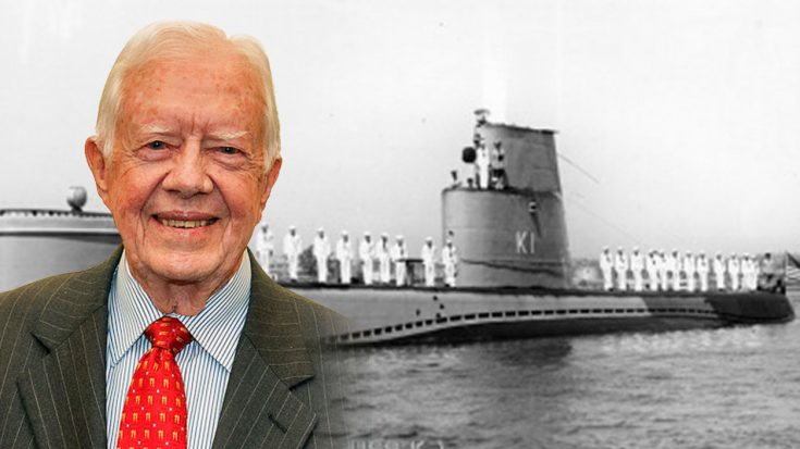 Jimmy Carter, WWII Victory Medal Recipient, Now Oldest Living Former President | World War Wings Videos