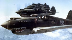 Warhawk, Kittyhawk Or Tomahawk…We Get To The Bottom Of The P-40 Discussion
