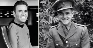 "Star Trek's James Doohan Was The ""Craziest Pilot In The Canadian Air Force"" And Got Shot 6 Times On D-Day"