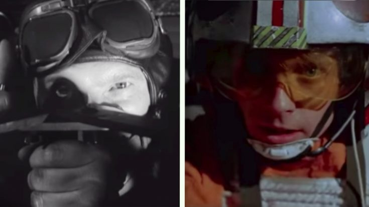 """This Scene From """"Star Wars: A New Hope"""" Is Exactly The Same As """"The Dam Busters"""" 